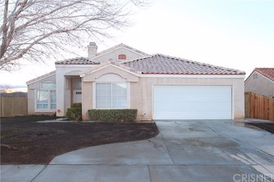 36615 Little Sycamore Street, Palmdale, CA 93552 - MLS#: SR19008153