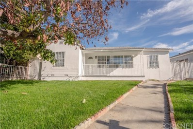 8346 Webb Avenue, Sun Valley, CA 91352 - MLS#: SR19008683