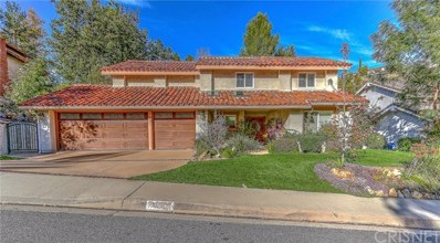 1616 Valecroft Avenue, Westlake Village, CA 91361 - MLS#: SR19009495