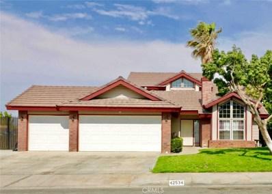 42534 62nd Street W, Quartz Hill, CA 93536 - MLS#: SR19009633