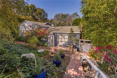 3734 Fredonia Drive, Los Angeles, CA 90068 - MLS#: SR19009897