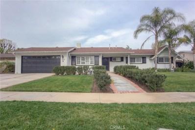 18313 Blackhawk Street, Porter Ranch, CA 91326 - MLS#: SR19009913