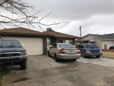 38617 21st Street E, Palmdale, CA 93550 - MLS#: SR19010190