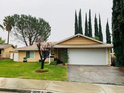 28238 Newbird Drive, Saugus, CA 91350 - MLS#: SR19010341