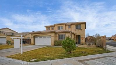 3220 Summer Breeze Avenue, Rosamond, CA 93560 - MLS#: SR19010412