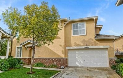 28469 Mayfair Drive, Valencia, CA 91354 - #: SR19010645