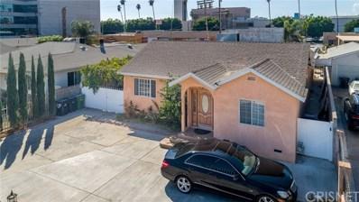 6439 Agnes Avenue, North Hollywood, CA 91606 - MLS#: SR19011070