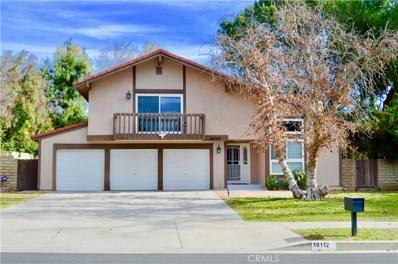 10112 Jovita Avenue, Chatsworth, CA 91311 - MLS#: SR19011755
