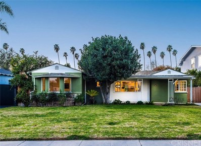 4431 Ethel Avenue, Studio City, CA 91604 - MLS#: SR19011932