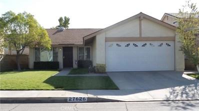27626 Saffron Lane, Saugus, CA 91350 - MLS#: SR19012580