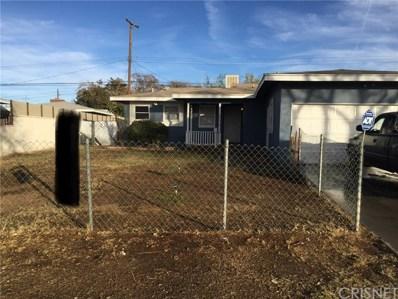 45516 Lostwood Avenue W, Lancaster, CA 93534 - MLS#: SR19012624