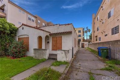 10624 Moorpark Street, North Hollywood, CA 91602 - MLS#: SR19013046