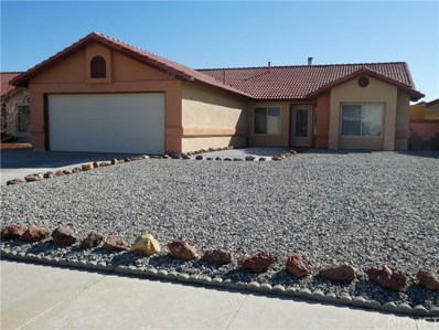 2708 Knox Avenue, Rosamond, CA 93560 - MLS#: SR19013072