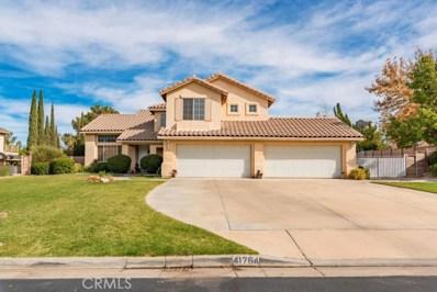 41764 Stratford Circle, Palmdale, CA 93551 - MLS#: SR19013165