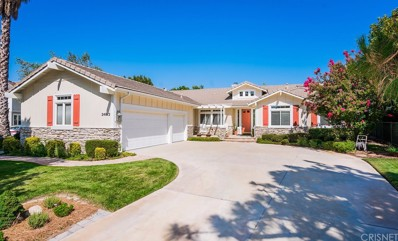 24812 Horseshoe Lane, Newhall, CA 91321 - MLS#: SR19013232