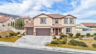 41629 Chardonnay Avenue, Palmdale, CA 93551 - MLS#: SR19013256