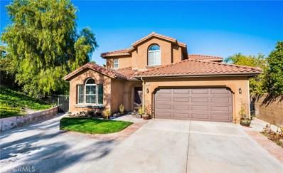 25143 Huston Street, Stevenson Ranch, CA 91381 - MLS#: SR19013938
