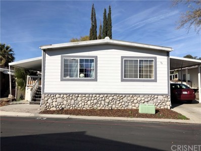 18540 Soledad Canyon Road UNIT 93, Canyon Country, CA 91351 - MLS#: SR19014027