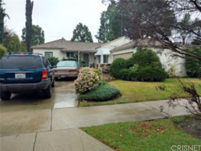 19114 Erwin Street, Tarzana, CA 91335 - MLS#: SR19014109