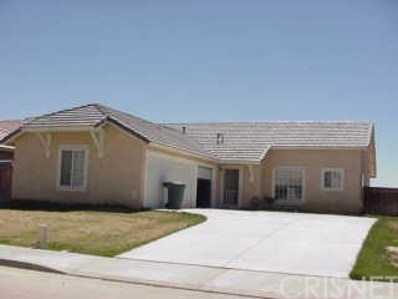 2642 Summerchase Avenue, Rosamond, CA 93560 - MLS#: SR19014156