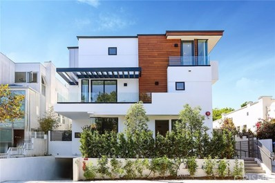829 N Martel Avenue UNIT 4, West Hollywood, CA 90046 - MLS#: SR19014315