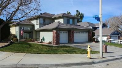 36623 Pearl Place, Palmdale, CA 93550 - MLS#: SR19014459