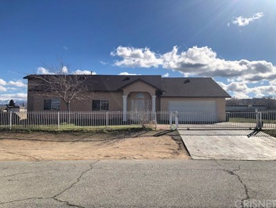 1540 E Avenue Q13, Palmdale, CA 93550 - MLS#: SR19014474