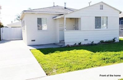 5134 W 133rd Street, Hawthorne, CA 90250 - #: SR19014541
