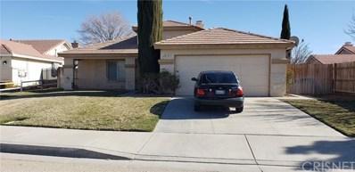 44316 Tahoe Way, Lancaster, CA 93536 - MLS#: SR19015004