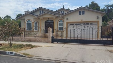 6672 Ethel Avenue, Valley Glen, CA 91606 - MLS#: SR19015083