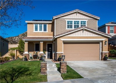 22633 Dragonfly Court, Saugus, CA 91350 - MLS#: SR19015158