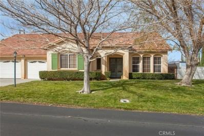 40937 Ridgegate Lane, Palmdale, CA 93551 - MLS#: SR19016060