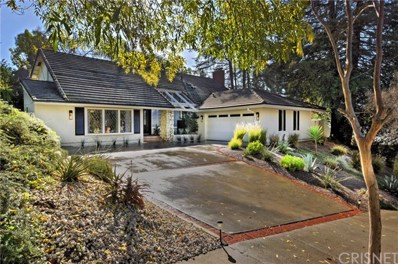 22738 Pera Road, Woodland Hills, CA 91364 - MLS#: SR19016189