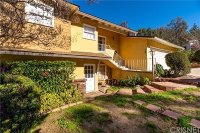 1879 Verdugo Loma Drive, Glendale, CA 91208 - MLS#: SR19016237