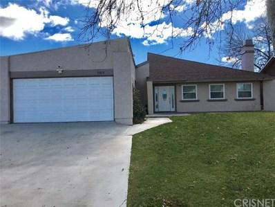 3010 Limewood Lane, Lancaster, CA 93536 - MLS#: SR19016626