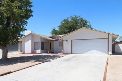 811 Landsford Street, Lancaster, CA 93535 - MLS#: SR19017605