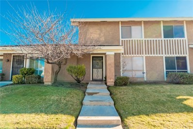 44148 30th Street W, Lancaster, CA 93536 - MLS#: SR19017922