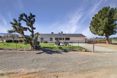 41609 22nd Street W, Palmdale, CA 93551 - MLS#: SR19018045