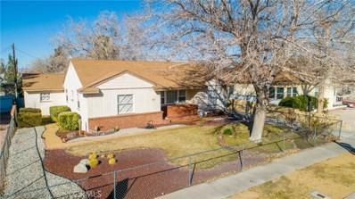 857 W Newgrove Street, Lancaster, CA 93534 - MLS#: SR19018101