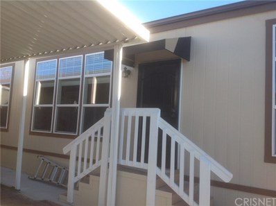 18323 Soledad Canyon Road UNIT 25, Canyon Country, CA 91387 - MLS#: SR19018290