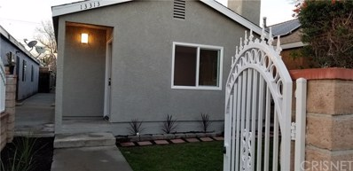 13313 Judd Street, Pacoima, CA 91331 - MLS#: SR19018512