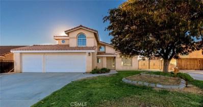 3197 Sabre Street, Rosamond, CA 93560 - MLS#: SR19020089