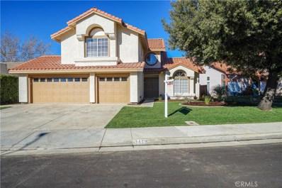 3419 Chelsea Court, Palmdale, CA 93551 - MLS#: SR19021116