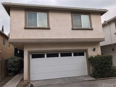 15721 Cobalt Street UNIT 106, Sylmar, CA 91342 - MLS#: SR19022012