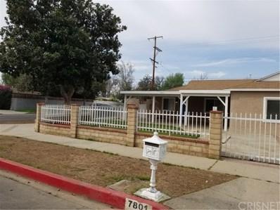 7801 Hesperia Avenue, Reseda, CA 91335 - MLS#: SR19023286