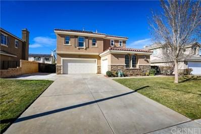36509 Eveningside Drive, Palmdale, CA 93552 - MLS#: SR19023825