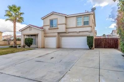 3728 Jacarte Avenue, Palmdale, CA 93550 - MLS#: SR19024099