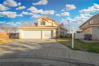 1848 E Newgrove Street, Lancaster, CA 93535 - MLS#: SR19024496