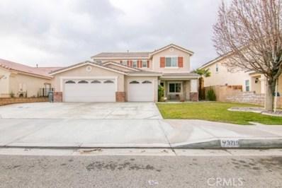 43719 Paloma Street, Lancaster, CA 93536 - MLS#: SR19025206