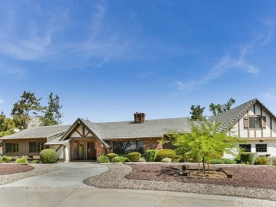 34303 Agua Dulce Canyon Road, Agua Dulce, CA 91390 - MLS#: SR19025225